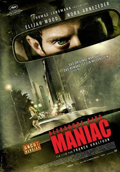 Alexandre Ajas Maniac Poster