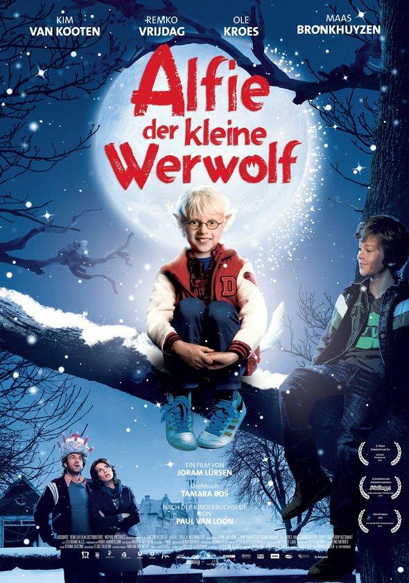 Alfie, der kleine Werwolf Poster