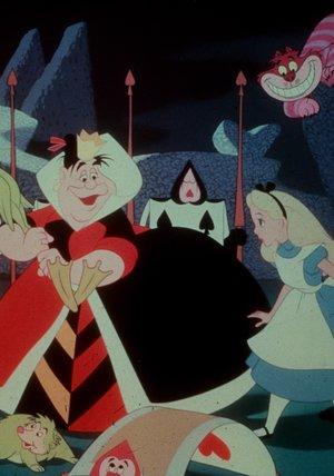 Alice im Wunderland Poster