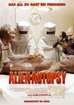Alien Autopsy - Das All zu Gast bei Freunden Poster