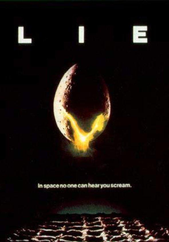Alien - Das unheimliche Wesen aus einer fremden Welt Poster