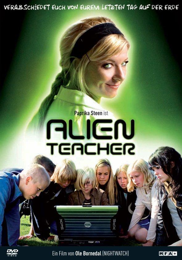Alien Teacher Poster
