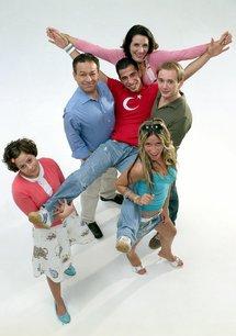 Alle lieben Jimmy (1. Staffel, 8 Folgen)