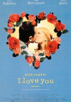 Alle sagen: I Love You Poster