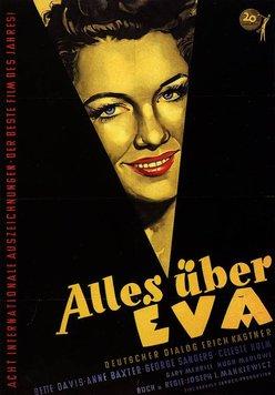 Alles über Eva Poster