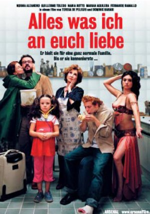 Alles was ich an euch liebe Poster