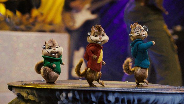 Alvin und die Chipmunks - Der Kinofilm - Trailer Poster