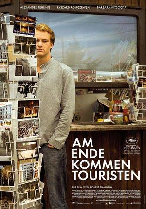Am Ende kommen Touristen Poster