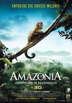 Amazonia - Abenteuer im Regenwald Poster