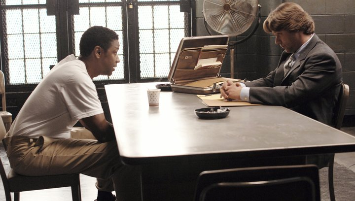 American Gangster - Trailer Poster
