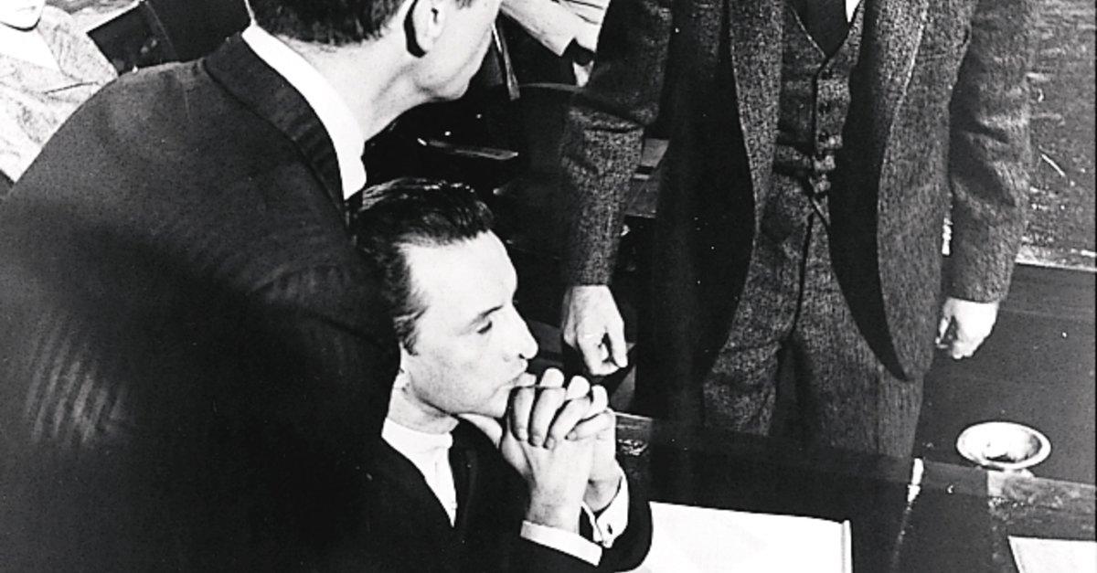 Anatomie eines Mordes Film (1959) · Trailer · Kritik · KINO.de