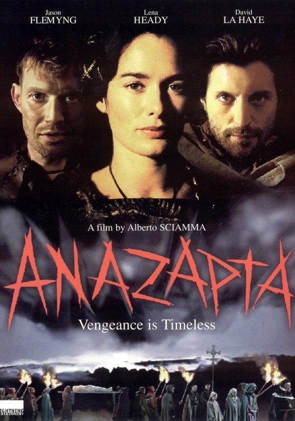 Anazapta Poster