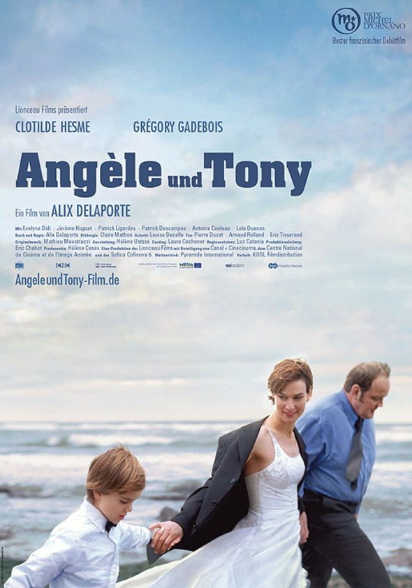 Angèle und Tony Poster