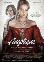 Angélique - Eine große Liebe in Gefahr Poster