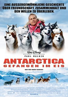Antarctica - Gefangen im Eis Poster