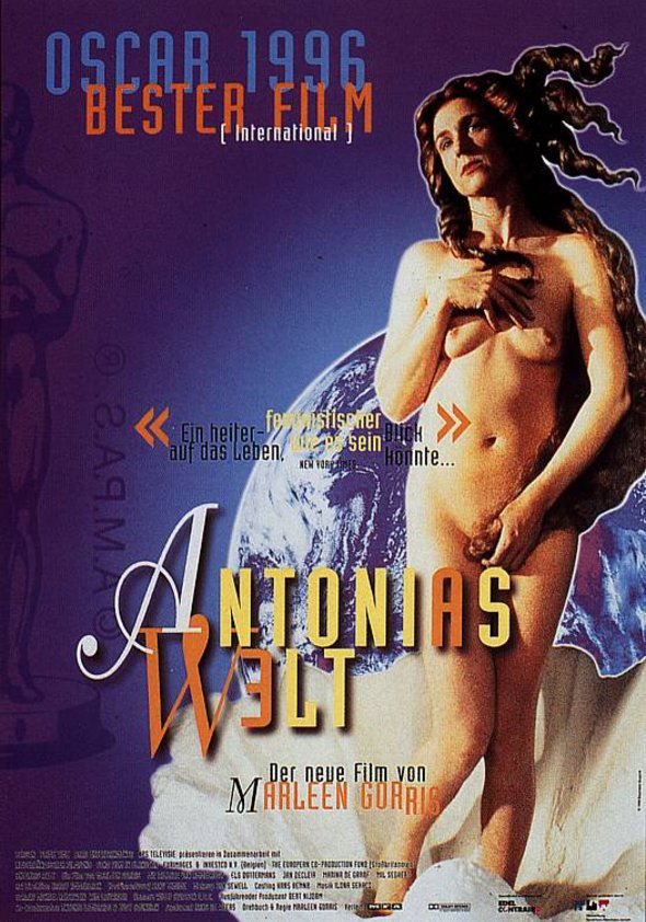 Antonias Welt Poster