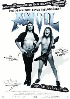 Anvil - Die Geschichte einer Freundschaft Poster