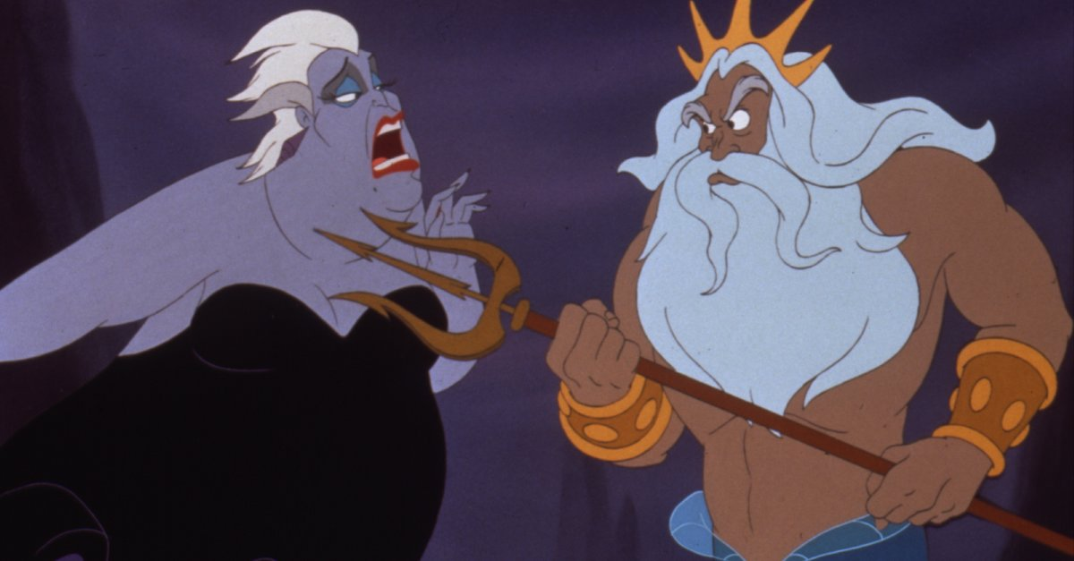 Arielle Hexe Ursula