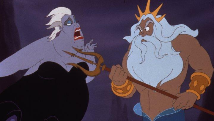 Arielle, die Meerjungfrau (BluRay-/DVD-Trailer) Poster
