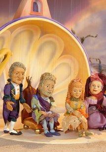 Augsburger Puppenkiste - Lilalu im Schepperland