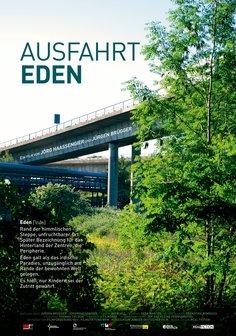 Ausfahrt Eden Poster