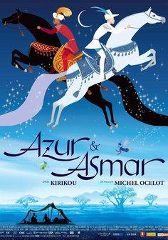 Azur und Asmar Poster