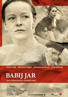 Babij Jar - Das vergessene Verbrechen Poster