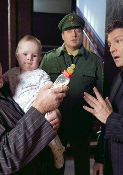 Baby frei Haus