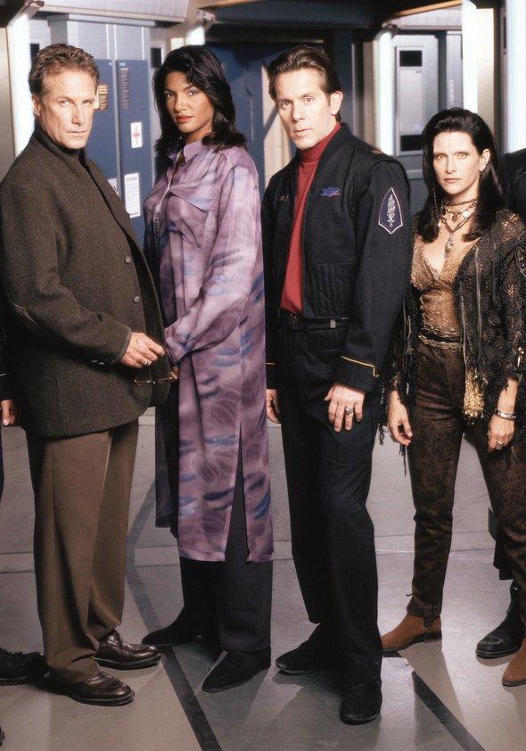 Babylon 5 - Crusade Poster