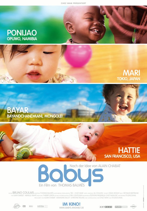 Babys Poster