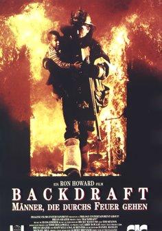 Backdraft - Männer, die durchs Feuer gehen Poster