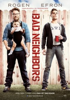 Bad Neighbors Poster