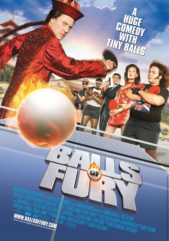 Balls of Fury Poster
