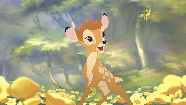 Bambi 2 - Der Herr der Wälder - Trailer Poster