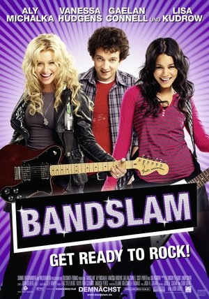 Bandslam - Get Ready to Rock! Poster