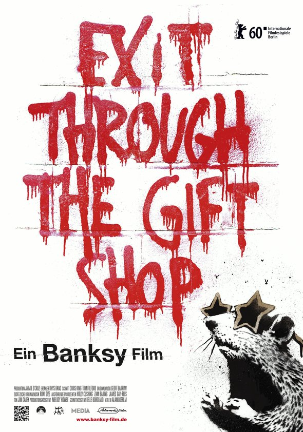 Banksy - Exit Through the Gift Shop Film (2010) · Trailer · Kritik ...