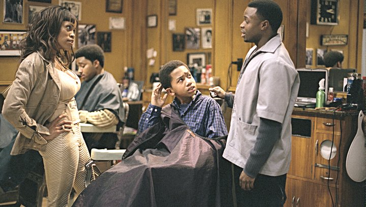 Barbershop - Trailer Poster