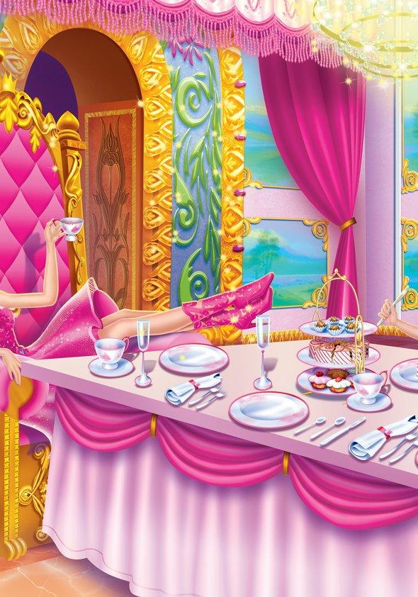 Barbie - Die Prinzessin und der Popstar Poster