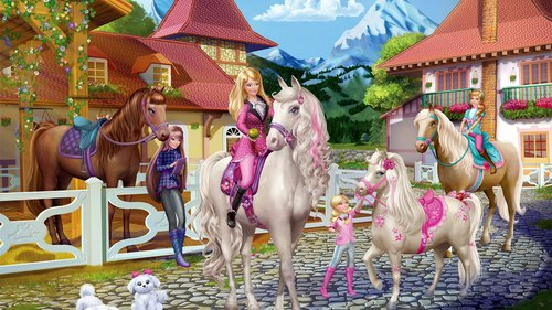 Barbie Ihre Schwestern Im Pferdeglück Film 2013 Trailer