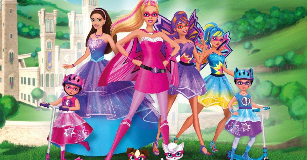 barbie in: die super-prinzessin 2019