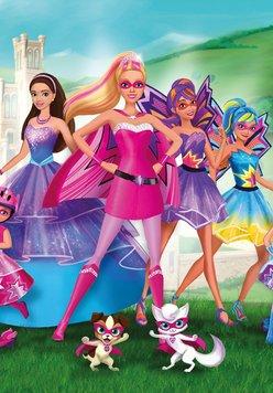 Barbie in: Die Super-Prinzessin Poster