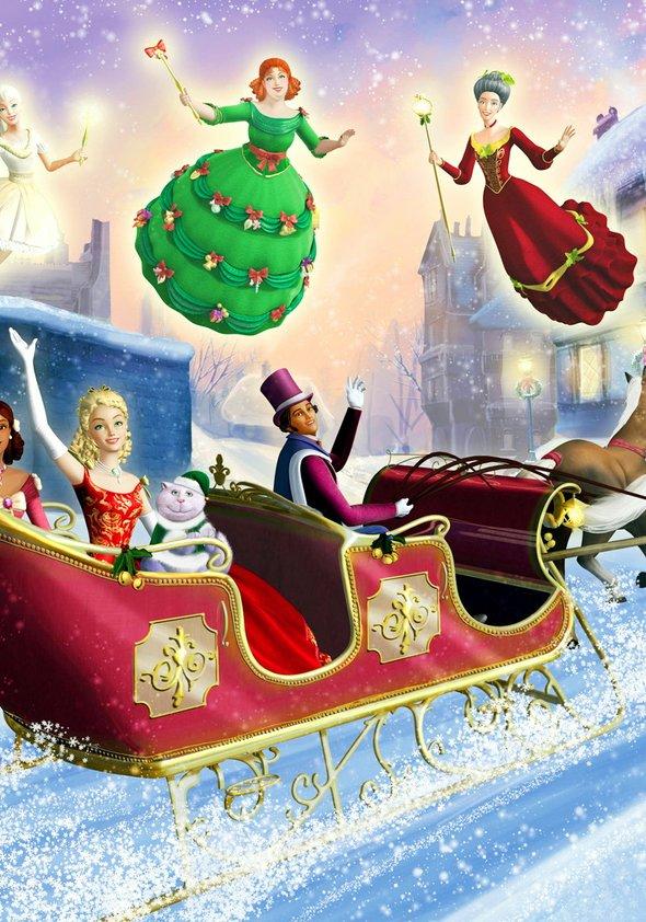 Barbie in: Eine Weihnachtsgeschichte Poster