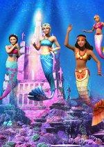 Barbie und das Geheimnis von Oceana 2 Poster
