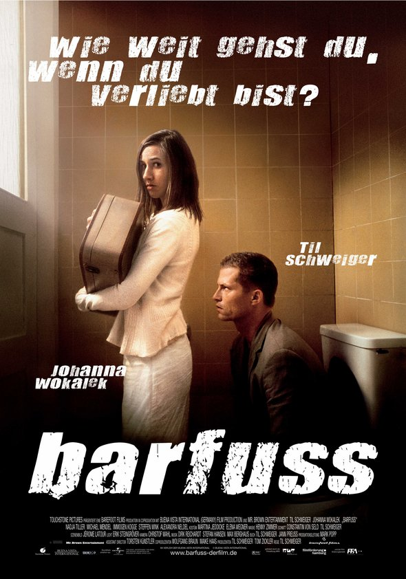 Barfuss Poster