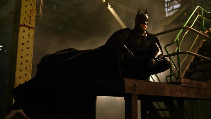 Batman Begins - Trailer Poster