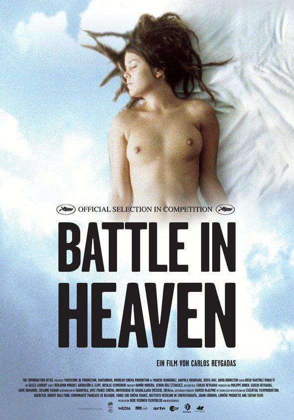 Battle In Heaven Poster