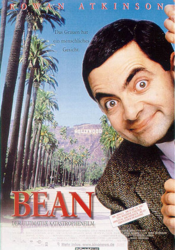 Bean - Der ultimative Katastrophenfilm Poster