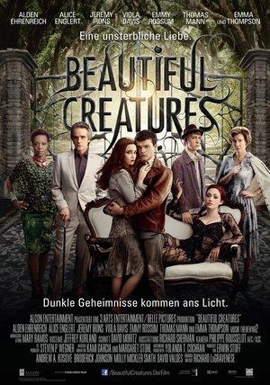 Beautiful Creatures - Eine unsterbliche Liebe Poster