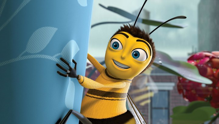 Bee Movie - Das Honigkomplott - Trailer Poster