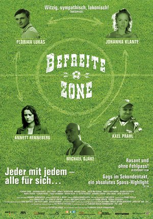 Befreite Zone Poster